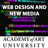 Cover image of Web Design and New Media