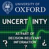 Cover image of Uncertainty as part of decision-relevant information