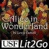 Cover image of Alice in Wonderland or Alice's Adventures in Wonderland