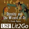 Cover image of Dorothy and the Wizard in Oz