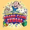 Cover image of Flip Florey's Super Saturday Board Game Serial   A podcast about the fun in BoardGames