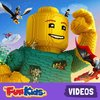 Cover image of LEGO Worlds on Fun Kids