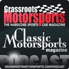 Cover image of Grassroots Motorsports and Classic Motorsports podcast