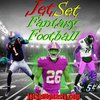 Cover image of Jet Set Fantasy Football