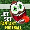 Cover image of Jet Set Fantasy Football