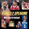 Cover image of Strictly Speaking with Rod Strickland