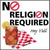 Cover image of No Religion Required