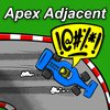 Cover image of Apex Adjacent - Welcome. Your line might not be perfect, your car might not be running, but we still love you.
