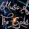 Cover image of Music of the Gods - Ambient and Psychill Music