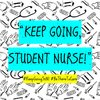 Cover image of Keep Going, Student Nurse! - The Podcast!
