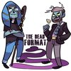 Cover image of The Dead Format Podcast