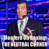 Cover image of Montero On Boxing
