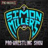 Cover image of Simon Miller's Pro-Wrestling Podcast