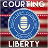 Cover image of Courting Liberty