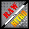 Cover image of Raw is Nitro Podcast