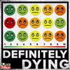 Cover image of Definitely Dying