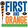 Cover image of First And Orange