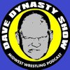 Cover image of Dave Dynasty Show Midwest wrestling podcast