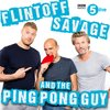 Cover image of Flintoff, Savage and the Ping Pong Guy