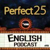 Cover image of Perfect25 English Podcast