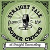 Cover image of Straight Talk from the Sober Chicks from Insight Counseling
