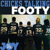 Cover image of Chicks Talking Footy