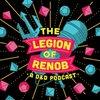 Cover image of The Legion of Renob