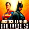 Cover image of Justice League Heroes - Enhanced Audio