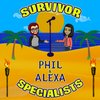 Cover image of The Survivor Specialists: Phil and Alexa
