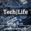 Cover image of Podnutz Daily - A Day in the Life of a Computer Repair Tech.