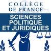 Cover image of Collège de France (Sciences politiques et juridiques)