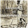 "Cover image of ""Adventures of Huckleberry Finn"" Audiobook (Audio book)"
