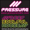 Cover image of Pressure Radio Deep Soulful house latest podcasts