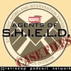Cover image of Agents of SHIELD: Case Files