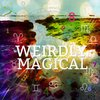 Cover image of Weirdly Magical with Jen and Lou - Astrology - Numerology - Weird Magic - Akashic Records