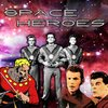 Cover image of Space Heroes Podcast