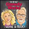 Cover image of How Comedy Works with Wende Curtis and Rick Kerns