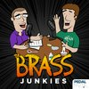 Cover image of The Brass Junkies Podcast - Pedal Note Media