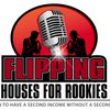 Cover image of Flipping Houses for Rookies