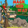 Cover image of Magic Our Way - Artistic Buffs Talkin' Disney Stuff