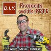 Cover image of DIY PROJECTS WITH PETE | Answers  To Your Do it Yourself Questions | DIY Tips, Advice, and Inspiration | Interviews with Artists and Craftsmen