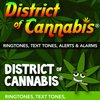 Cover image of District Of Cannabis® Marijuana Ringtones & Alarms