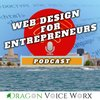 Cover image of Web Design for Entrepreneurs Podcast