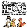 Cover image of Over the Hedge Animated Cartoons