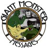 Cover image of Giant Monster Messages