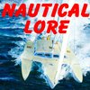 Cover image of Nautical Lore – Modern | Oral narratives of modern seafaring watercraft with multihull pioneer Jim Brown