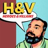 Cover image of Heroes and Villains podcast