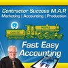 Cover image of Contractor Success Map with Randal DeHart | Contractor Bookkeeping And Accounting Services