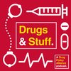 Cover image of Drugs and Stuff: A Podcast about Drugs, Harm Reduction, Mass Incarceration, The Drug War and other Stuff, from the Drug Policy Alliance