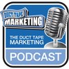Cover image of Duct Tape Marketing